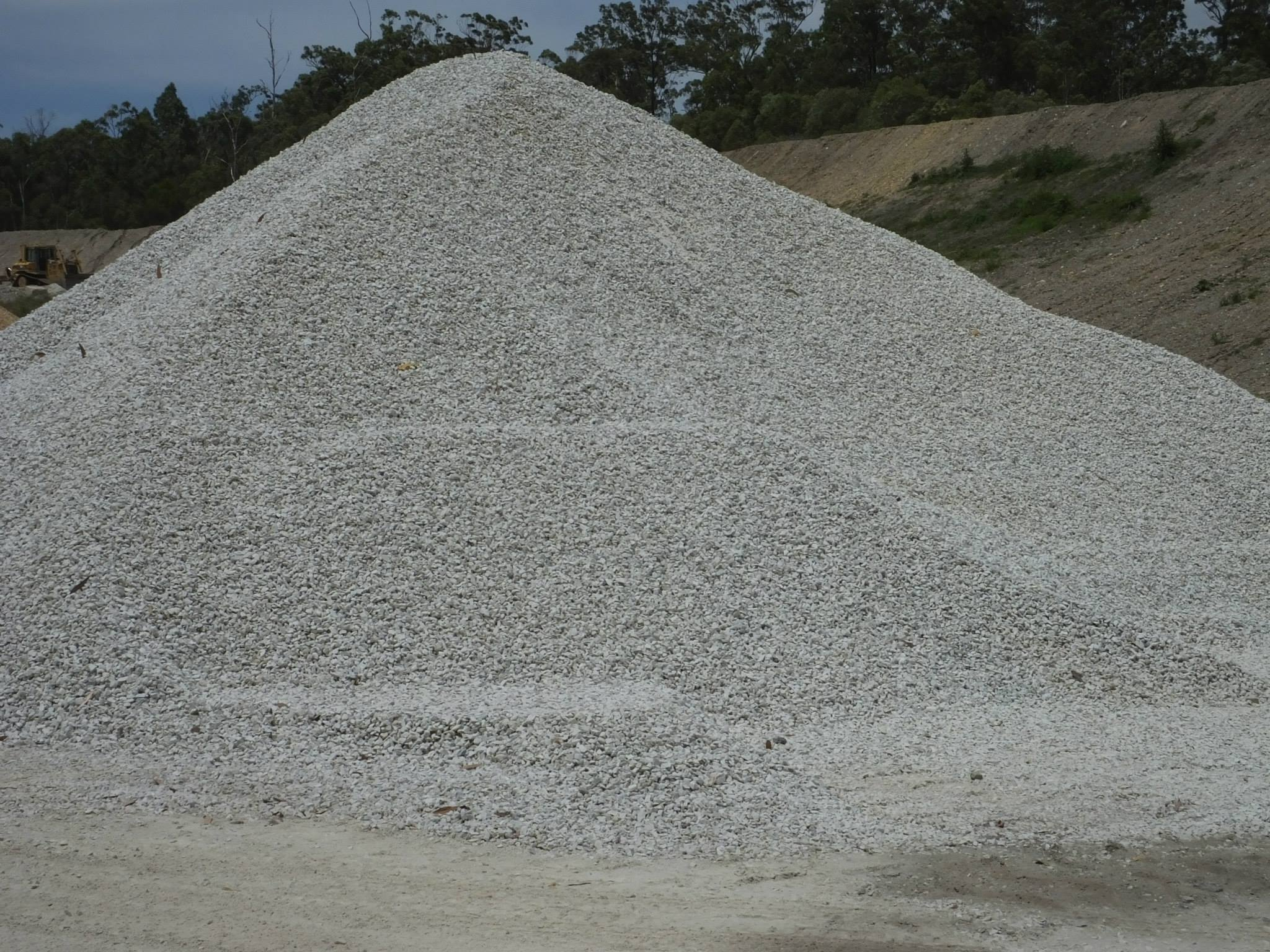 Recycled Concrete Gravel