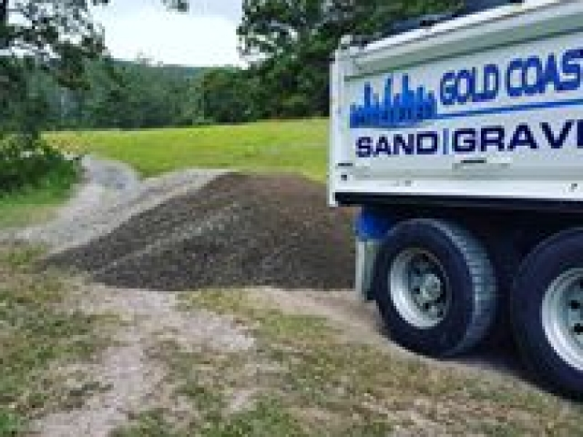 Recycled Concrete Roadbase great material for hardstands and rural roads