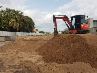 Fill Sand Gold Coast delivered 6 days a week